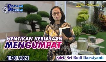 Embedded thumbnail for Sapaan Harian 18 September 2021