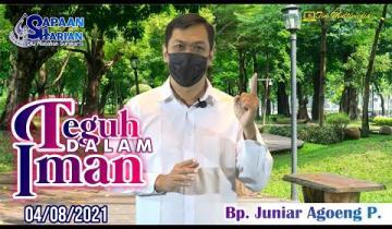 Embedded thumbnail for Sapaan Harian 4 Agustus 2021