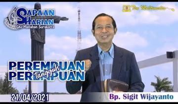 Embedded thumbnail for Sapaan Harian tgl. 21 April 2021