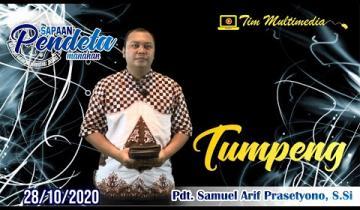Embedded thumbnail for Sapaan Pendeta tgl. 28 Oktober 2020