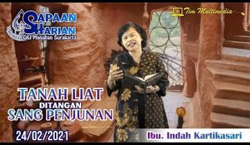 Embedded thumbnail for Sapaan Harian tgl. 24 Feb 2021