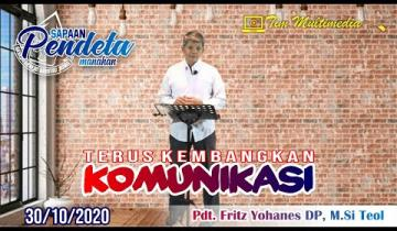Embedded thumbnail for Warta gereja 30 Oktober 2020