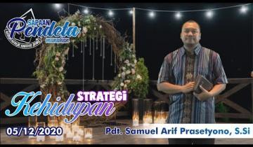 Embedded thumbnail for Sapaan Pendeta tgl. 5 Des 2020
